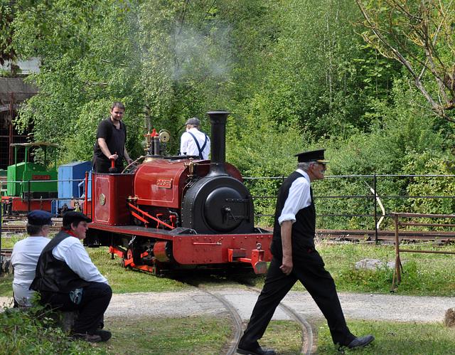 train amberley working museum