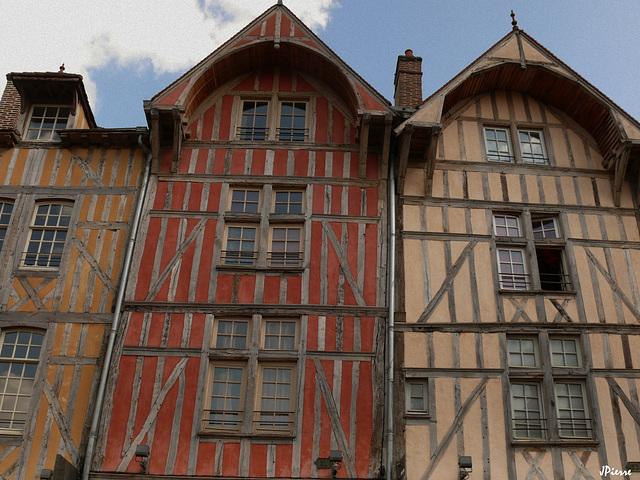 Troyes ville médievale