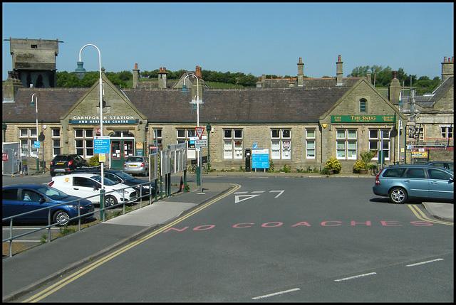Carnforth Railway Station