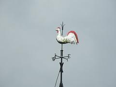 Weather Cock, St Cadoc's Church, Penygarn Road, Trevethin, Pontypool 19 August 2017
