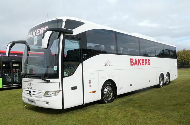 Bakers Coaches SB16 MTB at Showbus - 29 Sep 2019 (P1040563)