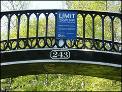 limit your use at Bridge 243