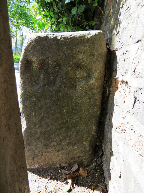parish marker, woolwich common, london