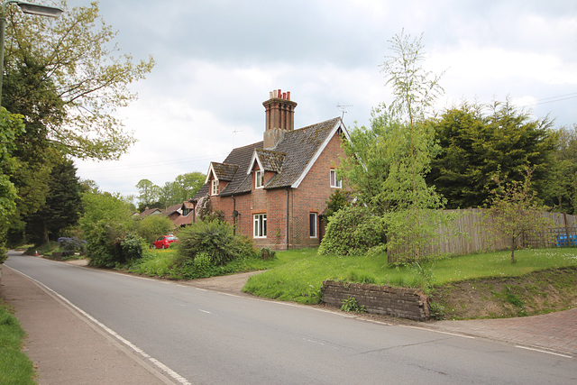 Former Estate Cottages, Church Road, Flixton, Suffolk