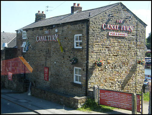 Canal Turn at Carnforth