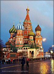 St Basil´s Cathedral (Moscow)