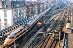 830000 Lausanne TGV 2