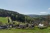 Blick auf den Ortsteil Oberlochmühle (Deutschneudorf)