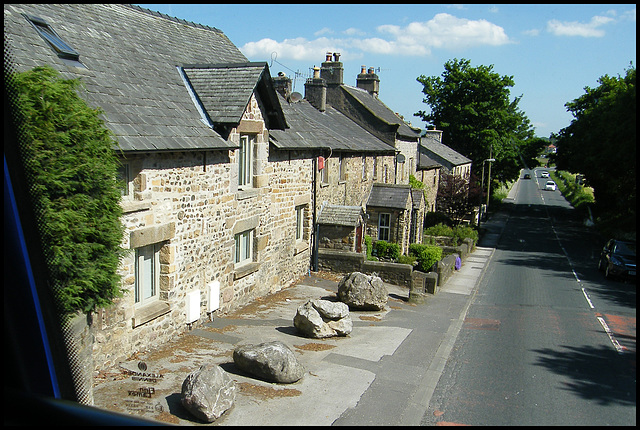cottages at Slyne
