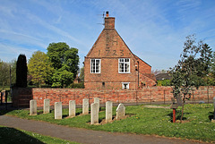 Providence cottage c1723 ~ Bottersford ~ Leicestershire