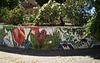 Street art - flora.
