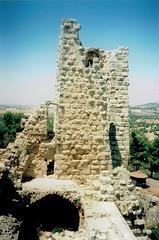 Ajlun Castle (12th century).