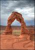 Delicate arch, Arches