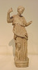 Small Statuette of Hygieia from Epidauros in the National Archaeological Museum of Athens, May 2014