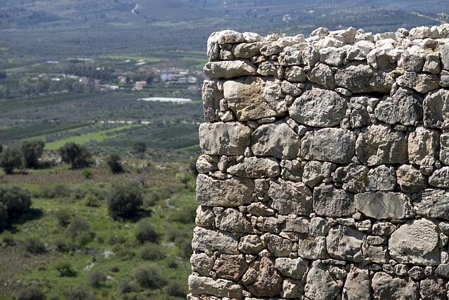 Wall at Mycenae