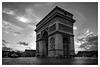 Arc de Triomphe..
