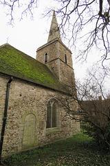 st peter's church, cambridge