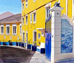 Escola Portuguesa de Arte Equestre, Belém PiP