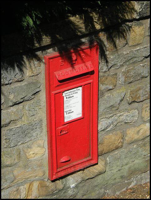 wall box on Slyne Road