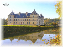 Ancy le Franc - Yonne- Bourgogne