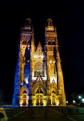 Tours - Cathédrale Saint-Gatien