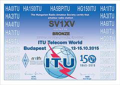 MRASZ ITU-150 bronze
