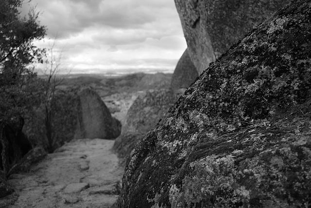 Monsanto, Boulders