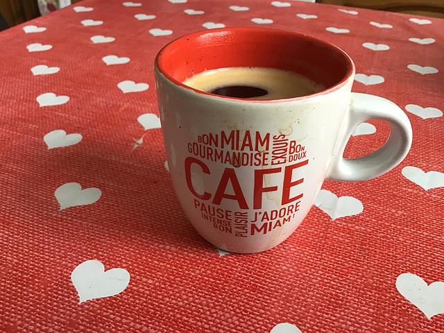 Un petit caf' ?