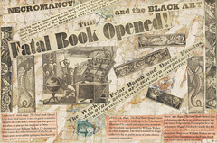 the fatal book opened!