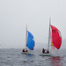 Bad weather sailing