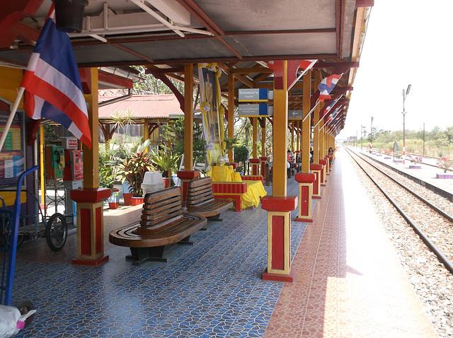 Cha-Am station / สถานีชะอำ