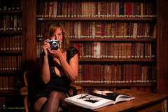 Photographer's library