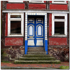 Hausfront | marode