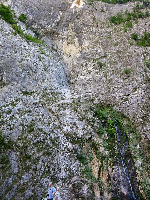 Rugova - Schlucht