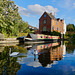 Coton Mill on the Shropshire Union