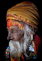 Desert man of Jaisalmer