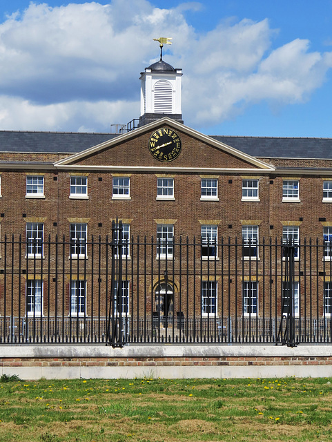 royal artillery barracks, woolwich, london