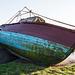 Heswall shore boat.