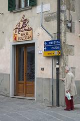Il Maramaldo at Gavinana