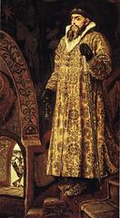 Tsar Ivan le Terrible, par Victor Vasnetsov