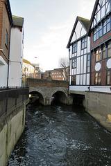 clattern bridge, kingston on thames