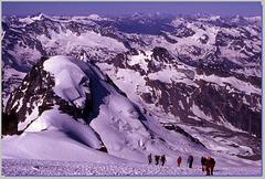 Montée au Gran Paradiso 4015 m