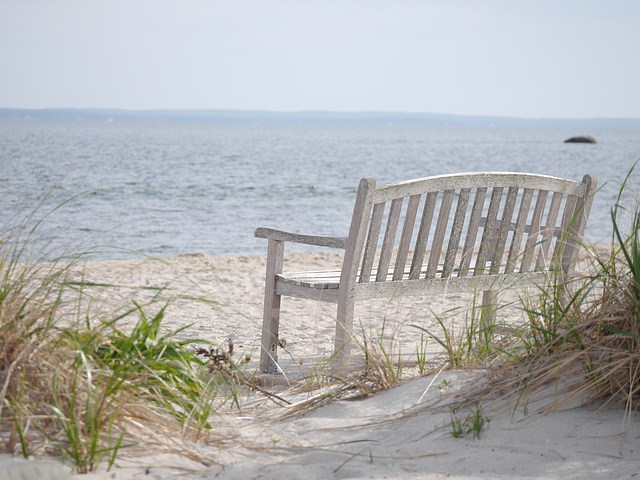 By Peconic Bay