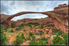 Slim and long, Landscape arch, Arches