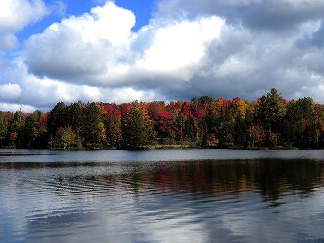 united colors at the seventh lake