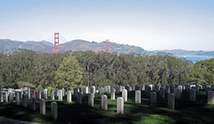 San Francisco National Cemetery (3047)