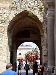 Clock Gate (12th century).