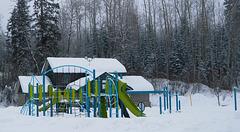 West Fraser Timber Park.
