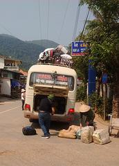 Avoir un penchant pour les bus / Bending bus