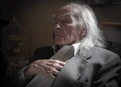 Basil on his 98th birthday...